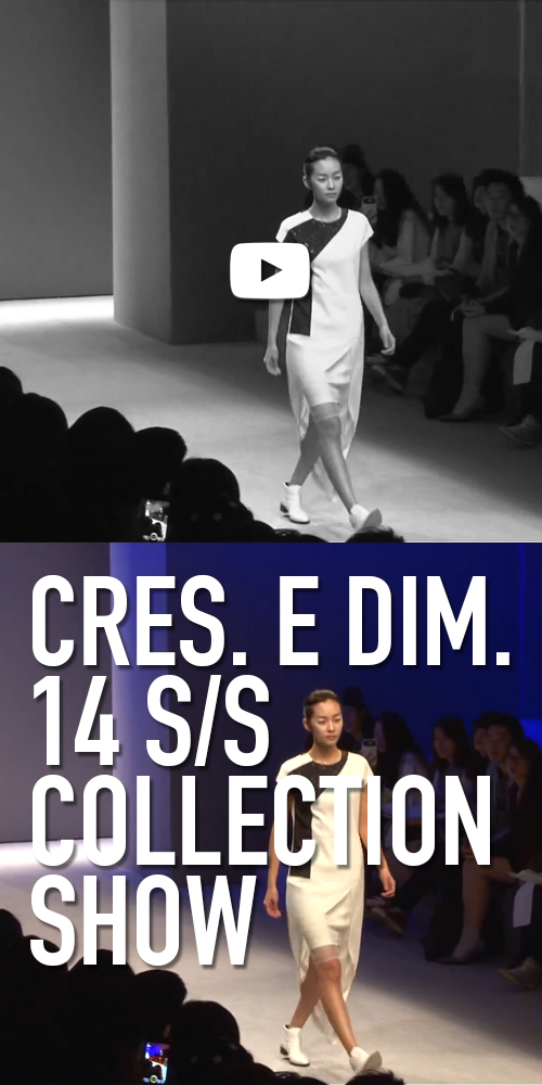 CRES. E DIM. 14 S/S COLLECTION SHOW